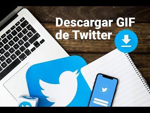 Descargar gif de Twitter | Descargar Vídeo de Twitter