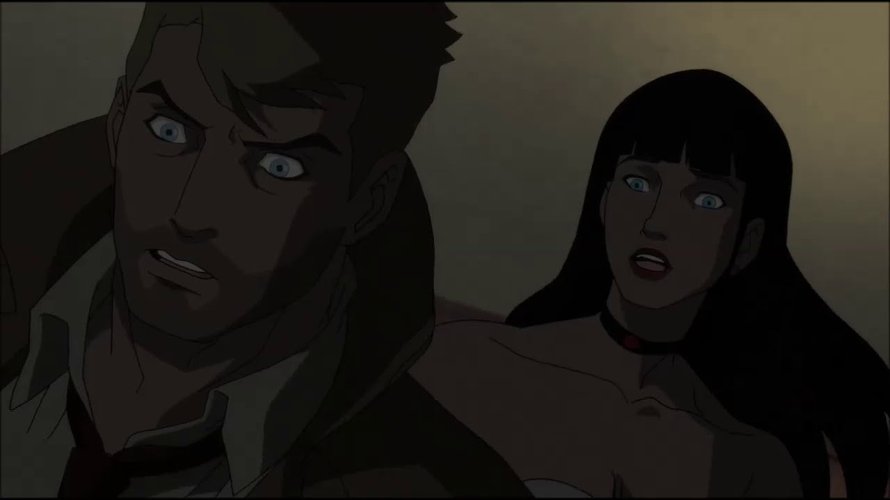 Download Justice League Dark (2017) - his madness swept it away