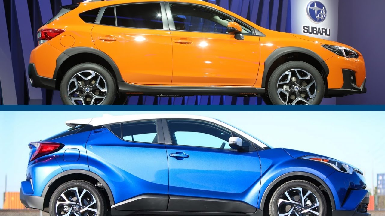 2018 subaru crosstrek colors. exellent 2018 2018 subaru crosstrek vs toyota chr to subaru crosstrek colors