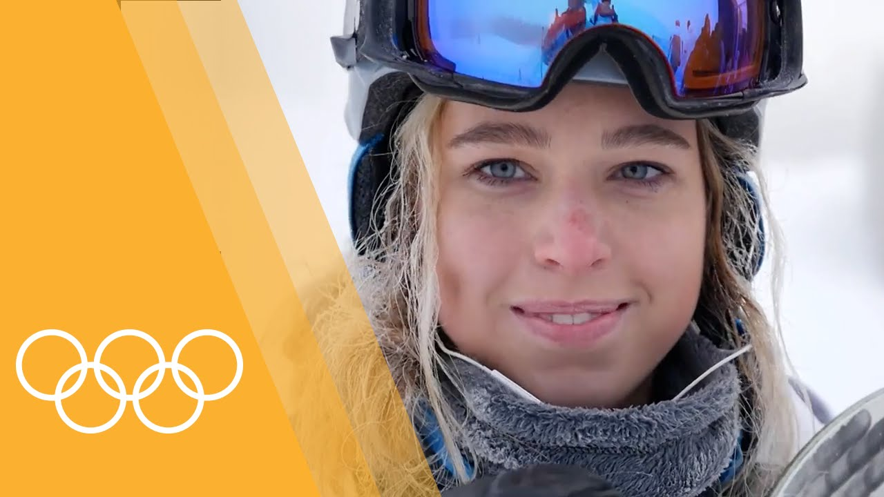 A Day in the Life of a Youth Olympic snowboarder with Emily Arthur