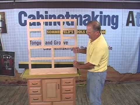 Sommerfeld's Tools for Wood - Router Tables Made Easy with Marc Sommerfeld - Part 1