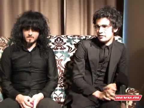 Mars Volta interview - 2008