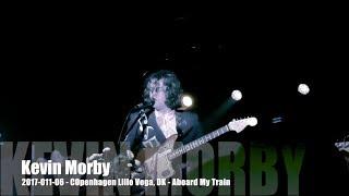 Kevin Morby - Aboard My Train - 2017-11-06 - Copenhagen Vega, DK