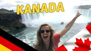 Mein erstes Mal in KANADA, Sing mit mir das Fliegerlied, get exercises for my videos! :)