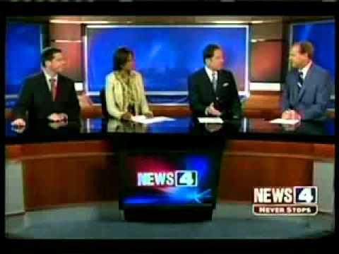 KMOV News 4 6 PM Close with Belo Corp ID 2008