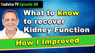 Kidney Disease: What you MUST know to improve your kidney health and avoid kidney failure