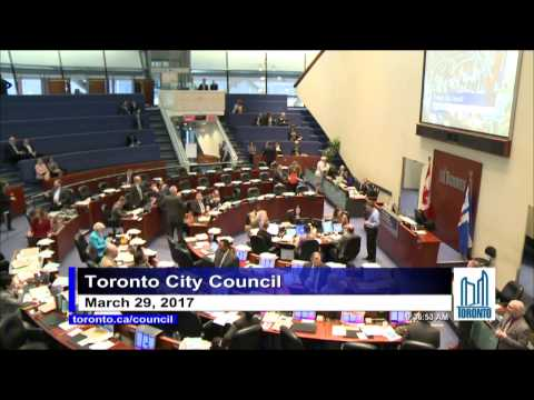 City Council - March 29, 2017