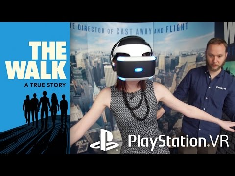 The Walk Virtual Reality Experience- Playstation VR