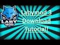 Labymod 3 download Tutorial! Einfach und ausführlich!