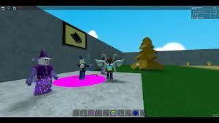 Magia Elemental-ROBLOX