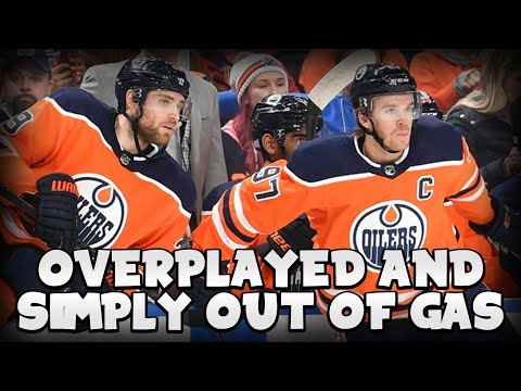 Connor McDavid And Leon Draisaitl's Ice Time Is A Major Issue | Edmonton Oilers Scary Stats