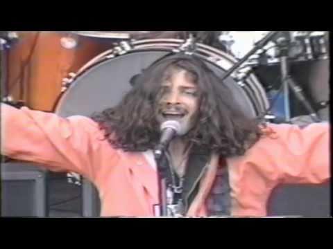 Soundgarden - Jesus Christ Pose - Lollapalooza Seattle,Wa July 22 1992