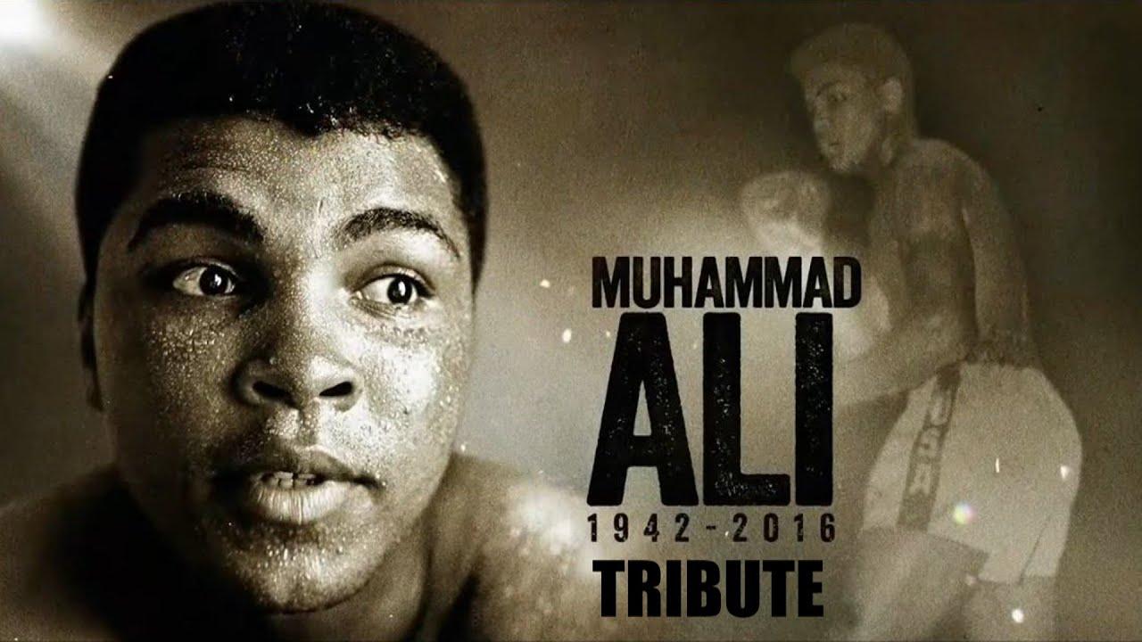 Трибьют Мухамеду Али 1942-2016 (RUS Sportfaza)