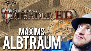 Maxims Albtraum   Stronghold Crusader gegen Maxim Game 1   RTS-Olympiade