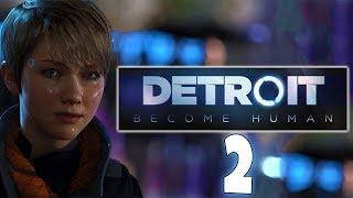 🔴 EL DISCURSO DE LOS ANDROIDES - DETROIT BECOME HUMAN - PARTE 2!!!