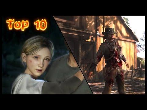 اكثر 10 لقطات حزينة في عالم العاب الفيديو   Top 10 Saddest Video Games Moments