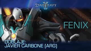 StarCraft II: Comandante Fénix / Talandar (COOP) - Frases Español Latino