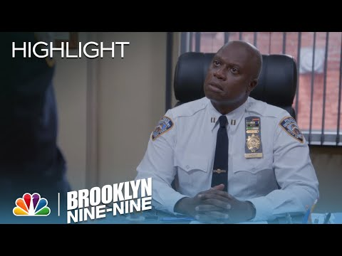 Brooklyn Nine-Nine - Holt Has to Rename the Smuggling Task Force (Episode Highlight)