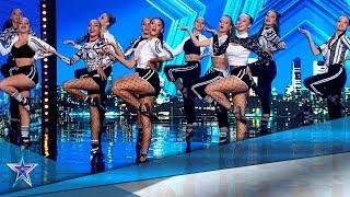 ¡Un grupo de baile clásico impresiona con su HIP HOP! | Audiciones 7 | Got Talent España 5 (2019)