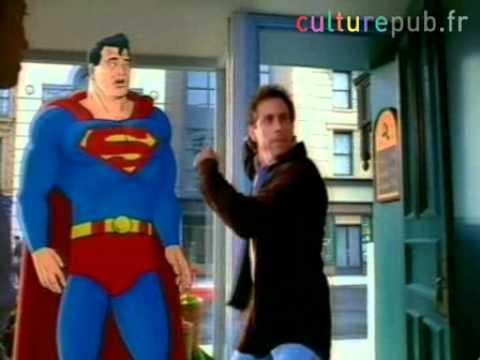 pub superman american express jerry seinfeld