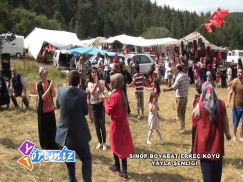 Yöremiz Töremiz - Sinop Boyabat Erkeç Köyü Yayla Şenliği 2.Bölüm