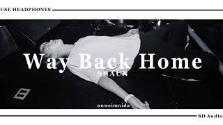 Shaun Way Back Home 8D AUDIO USE HEADPHONES.mp3