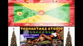Download BROTHER B - GIVE HER LITTLE - WHOLE TURKEY RIDDIM - GRENADA CHRISTMAS SOCA PARANG 2011 MP3 song and Music Video