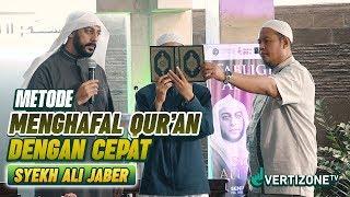 Metode Mudah & Cepat Hafal Qur'an ala Syekh Ali Jaber