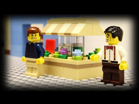 Lego Shopping Mall