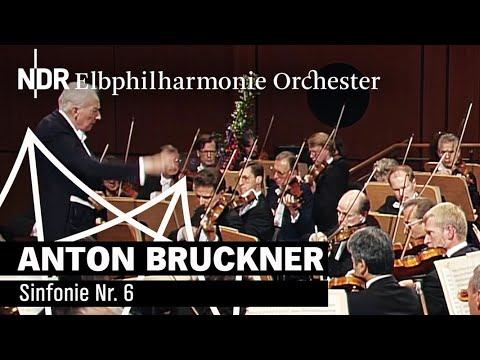 Anton Bruckner: Sinfonie Nr. 6 mit Günter Wand   NDR Elbphilharmonie Orchester