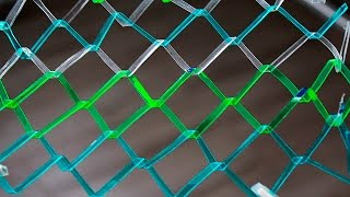 how to make a net of plastic bottles brilliant ideas