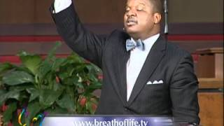 The State of the Dead of Christ Part 1, Breath of Life - Dr. Carlton P. Byrd