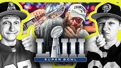 Der SCHLECHTESTE SUPER BOWL aller Zeiten? Super Bowl 53 Reaktion (deutsch)