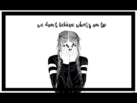 Twenty Øne Piløts - We Don't Believe Whats On TV [1 Hour Loop]
