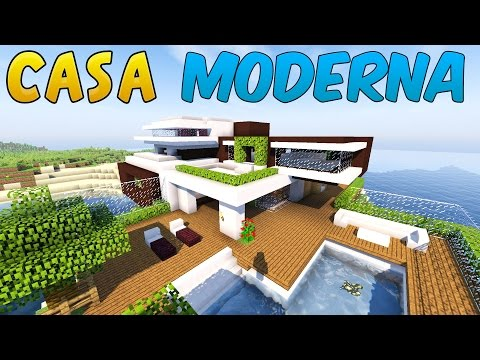 Full download minecraft 1 casa da sogno for Casa moderna minecraft tutorial