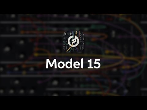 Moog Model 15 App Review with Daniel Fisher