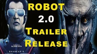 Akshay kumar's robot 2.0 trailer to release on this day  | rajnikanth