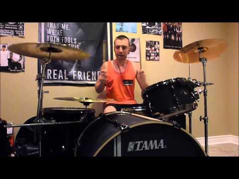 Tyson Maitland: Liferuiner - Self Purgatory (Drum Cover)