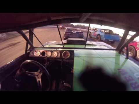 Bomber spectacular heat oakshade raceway 9-24-16