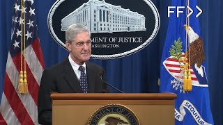 Special counsel Robert S. Mueller's statement on fast forward | Department of Satire