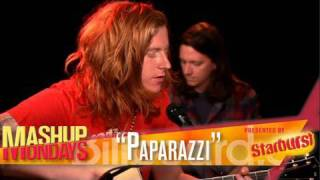 We The Kings Paparazzi MASHUP MONDAYS - LADY GAGA COVER.mp3