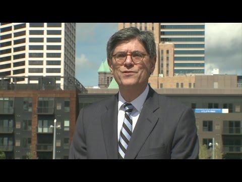 U.S. Treasury Secretary Pleased With Minneapolis