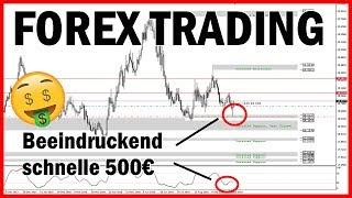 Wie ich beeindruckend schnell 500€ im Forex Trading (Deutsch) mit Strategie im USD/MXN verdiene