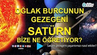Satürn gezegeni yaşantımızı nasıl etkiler?