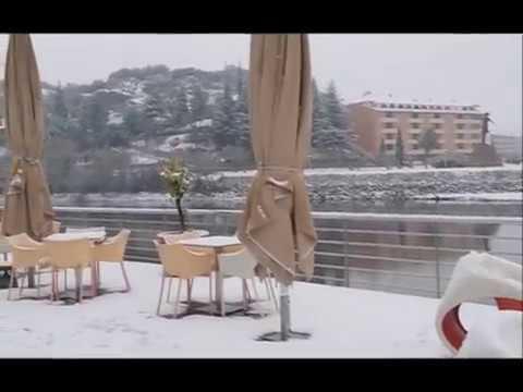 Neve em Mirandela 2018 - Um Filme Fresco Feito ao Frio