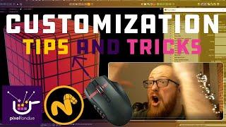 Modo | Tips and Tricks - Customization and Hotkeys