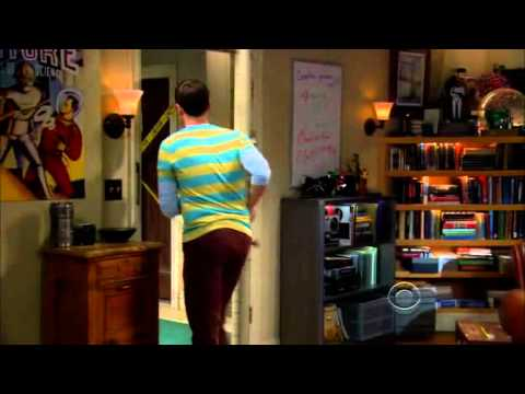 TBBT season 5 episode 2 pennys new chair