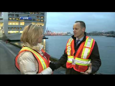 A Tour of Port Metro Vancouver