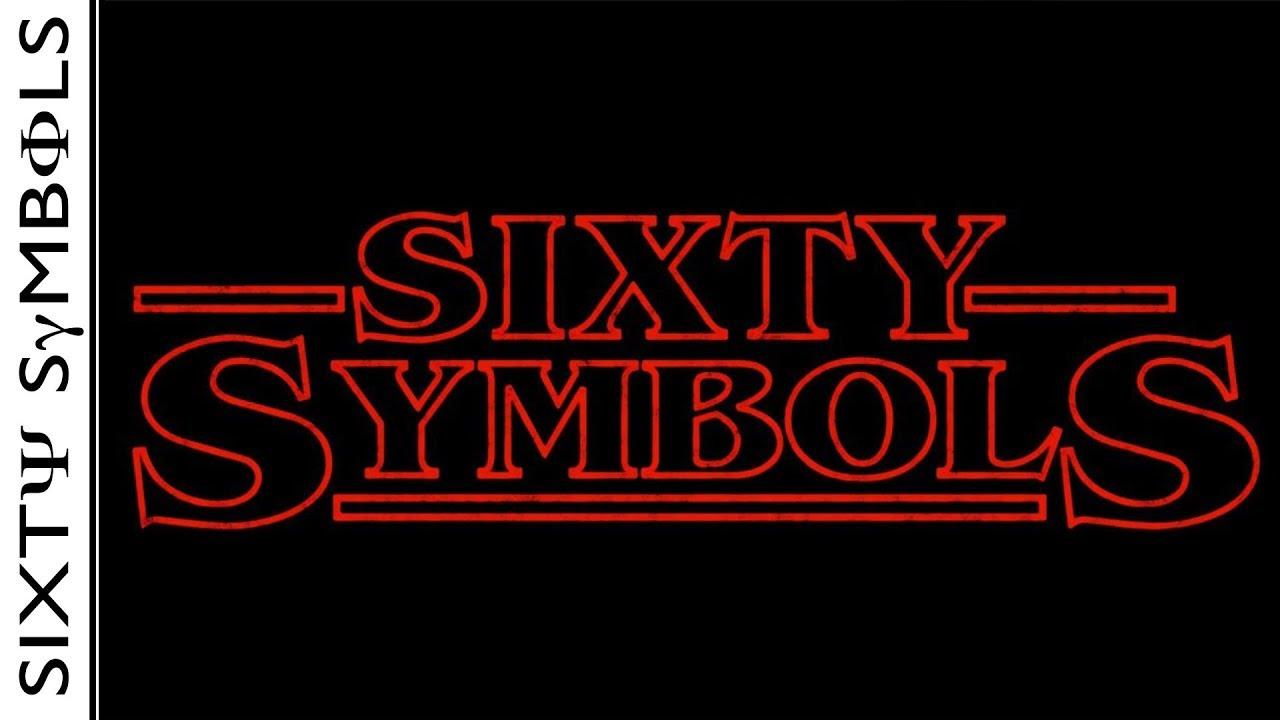 Stranger Things Sixty Symbols Youtube