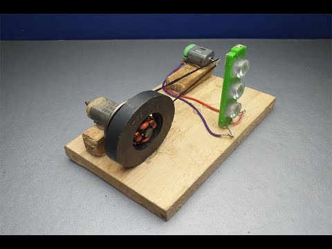 New Free Energy Technology Using By Magnet & DC Motor - Ideas Free Energy At Home.